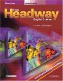 New Headway Elementary Level: Student's Book (With English German Wordlists)