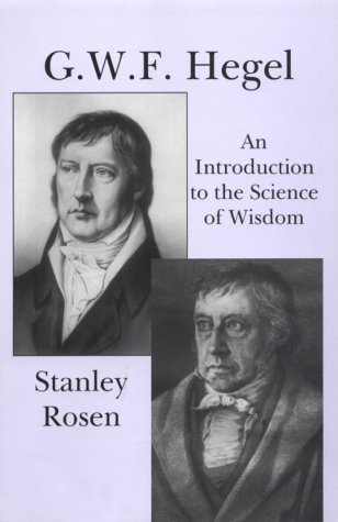 G.W.F. Hegel: Introduction to Science of Wisdom