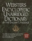 Webster's Encyclopedic Unabridged Dictionary of the English L... by Merriam-Webster