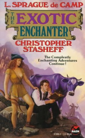 The Exotic Enchanter by L. Sprague de Camp