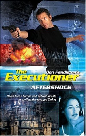 Aftershock (The Executioner, #333)