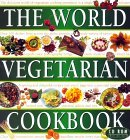 The World Vegetarian Cookbook [With CD-ROM, PC & Mac Compatible]