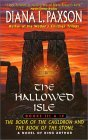 The Book of the Cauldron and The Book of the Stone (Hallowed Isle series #3-4)