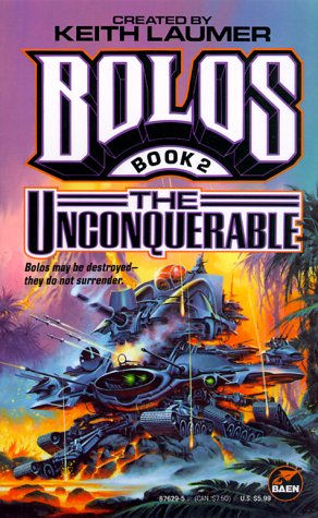The Unconquerable by Keith Laumer