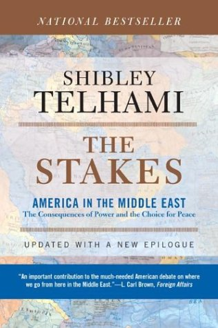 The Stakes by Shibley Telhami