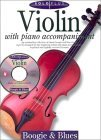 Solo Plus: Boogie & Blues: Violin with Piano Accompaniment [With CD]