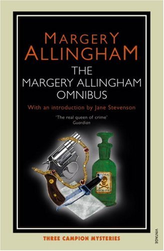 Margery Allingham Omnibus by Margery Allingham