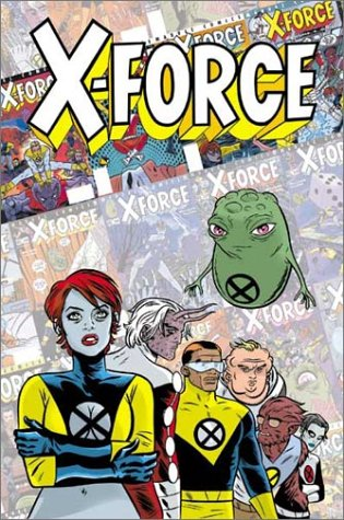 X-Force by Peter Milligan