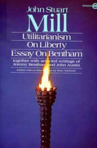 9780140432725: Utilitarianism and Other Essays - AbeBooks