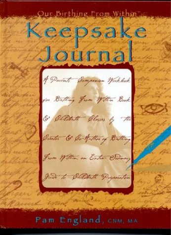 Our Birthing from Within Keepsake Journal