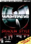 Wu Tang Shaolin Style: Official Fighting Guide