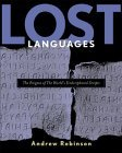 Lost Languages by Andrew Robinson