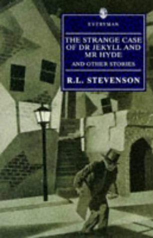 Strange Case of Dr. Jekyl & Mr. Hyde by Robert Louis Stevenson