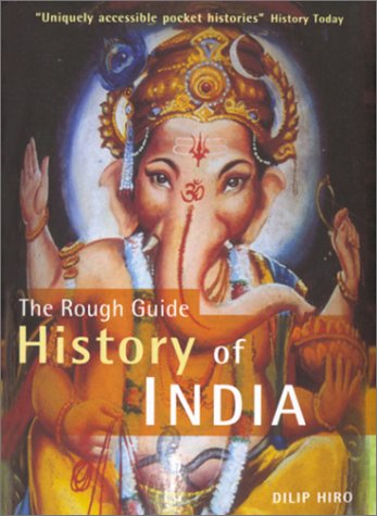 The Rough Guide to the History of India by Jonathan Keats