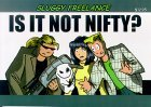 Is It Not Nifty? (Sluggy Freelance: Book 1)