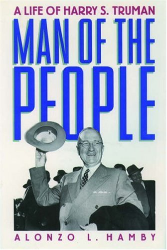 Man of the People by Alonzo L. Hamby