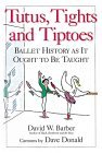 Tutus, Tights and Tiptoes: Ballet History as It Ought to Be Taught