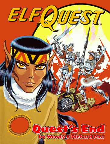 Elfquest Book #04 by Wendy Pini
