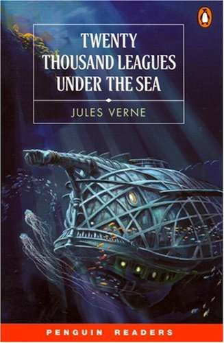 Fantasy League Book Cover : Twenty thousand leagues under the sea by fiona beddall