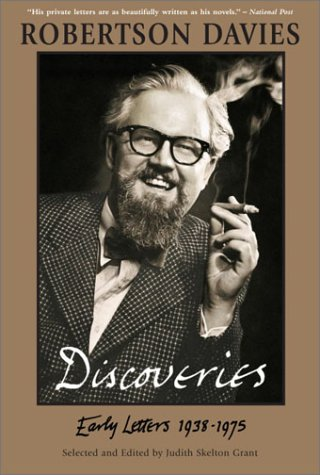 Discoveries: Early Letters 1938-1975