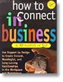 How to Connect in Business in 90 Seconds or Less (Audiofy Digital Audiobook Chips)
