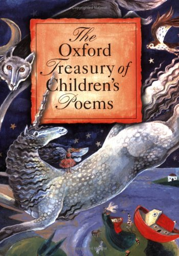 The Oxford Treasury of Children's Poems by Michael Harrison