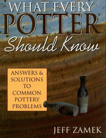 What Every Potter Should Know: Answers and Solutions to Common Pottery Problems