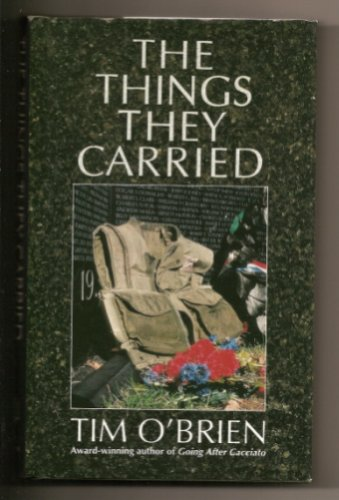 essays on the things they carried by tim obrien Things they carried by tim obrien english literature essay tim o'brien's novel the things they carried is published on the uk essays website then.