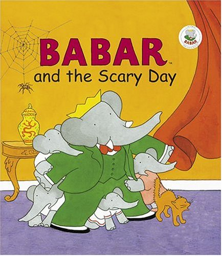 Babar and the Scary Day