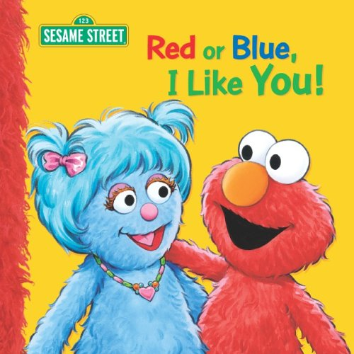 Red or Blue, I Like You by Sarah Albee