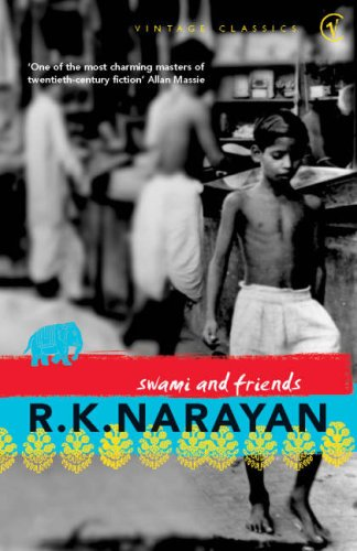 r k narayan and swami and friends Swami from swami and friends by rk narayan: swami, the protagonist as  drawn by narayan, is the ultimate boy next door swami, the average, notorious.