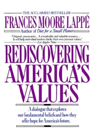 Rediscovering America's Values