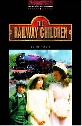 The Railway Children Book Cover : The railway children oxford bookworms library stage