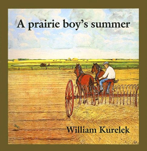 A Prairie Boy's Summer by William Kurelek
