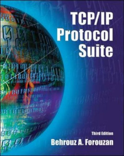 TCP/IP Protocol Suite by Behrouz A. Forouzan — Reviews, Discussion ...