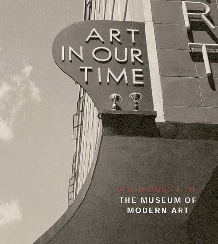 Art in Our Time by Michelle Elligott