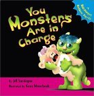 You Monsters Are in Charge: A Boisterous Bedtime Pop-Up