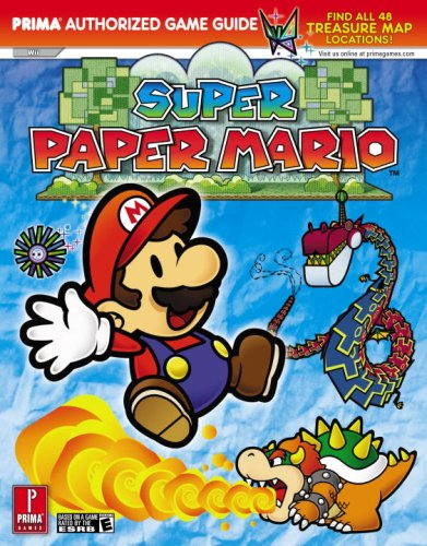 Super Paper Mario: Prima Official Game Guide (Prima Official Game Guides)