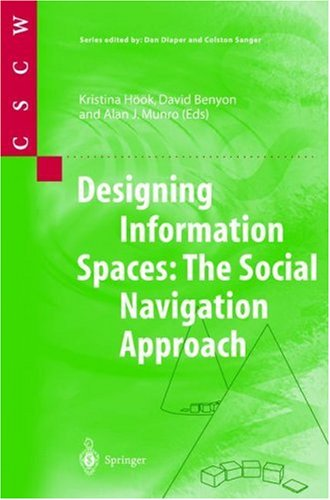 Designing Information Spaces by Alida J. Gersie