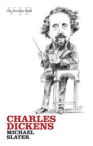 Charles Dickens by Michael Slater