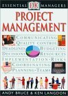Essential Managers: Project Management (Essential Managers Series)
