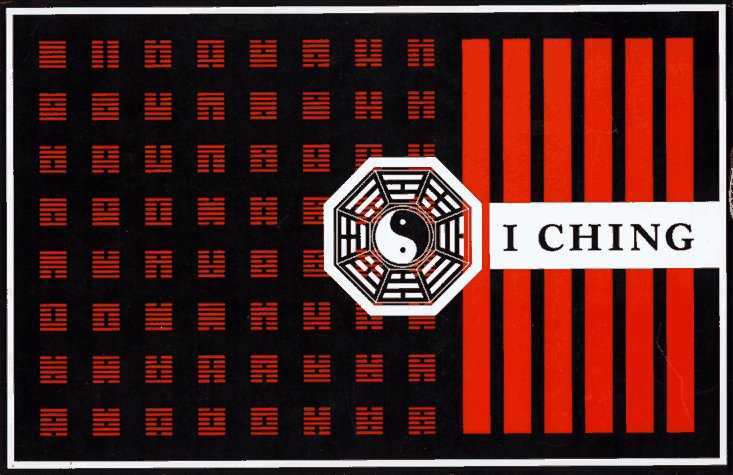 I Ching [With Sticks]