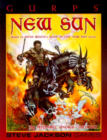 GURPS New Sun by Michael Andre-Driussi