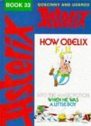 How Obelix Fell into the Magic Potion When He Was a Little Boy (Asterix Comic)