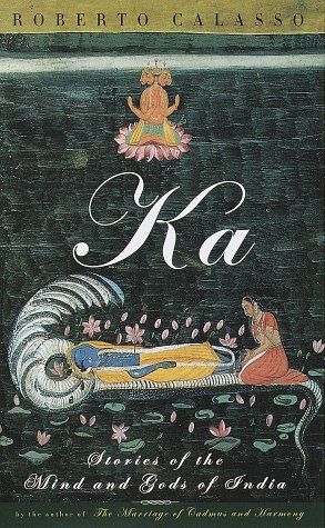 Ka: Stories of the Mind and Gods of India