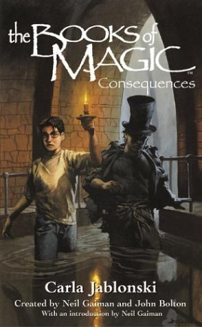 Consequences (The Books of Magic, #4)