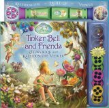 Tinker Bell And Friends Storybook and Kaleidoscope Viewer (Disney Fairies)