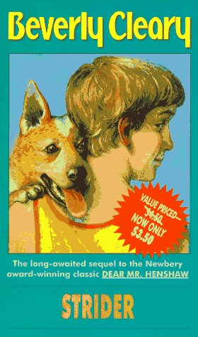 Strider by Beverly Cleary