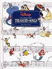 Disney: The Illustrated Treasury of Songs - Piano, Vocal, Guitar