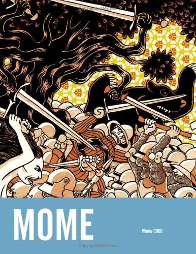 MOME Winter 2006 by Eric Reynolds
